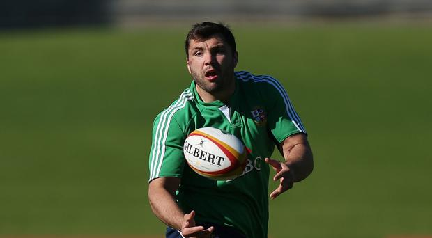 England prop Alex Corbisiero has been released by Northampton