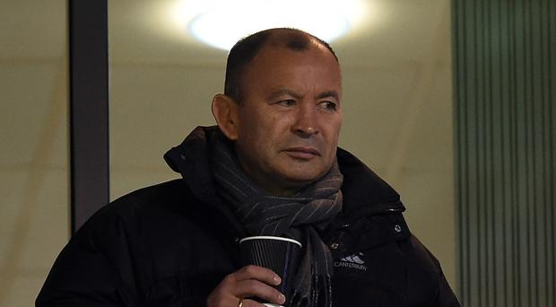 Eddie Jones will finally name his first England squad later today