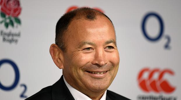 Eddie Jones wants his England players to complain