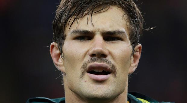 South Africa's JJ Engelbrecht has joined Ospreys