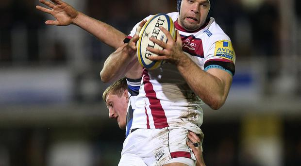 Josh Beaumont will lead Sale in their crucial Challenge Cup match in Pau
