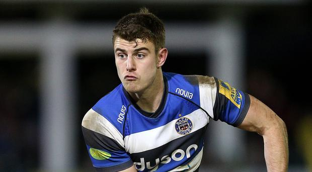 Exeter have announced the signing of Bath centre Ollie Devoto on a three-year contract