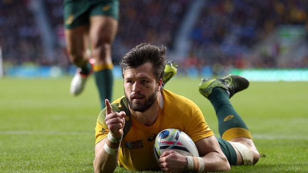 Former Australia international Adam Ashley-Cooper was on the scoresheet for Bordeaux
