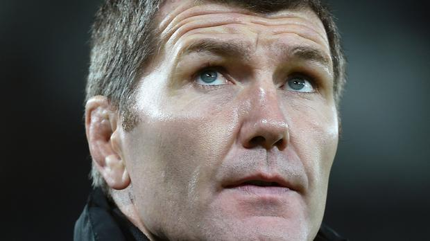 Exeter head coach Rob Baxter could not be too critical of his team.