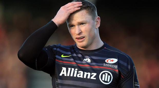Chris Ashton.