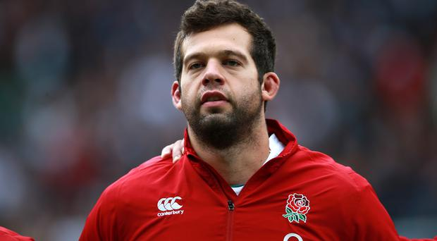 Josh Beaumont is one of seven uncapped players called up by England for the RBS 6 Nations