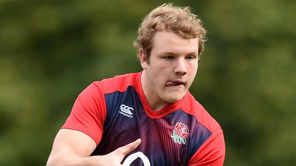 Joe Launchbury is hoping to achieve a period of consistency playing for England