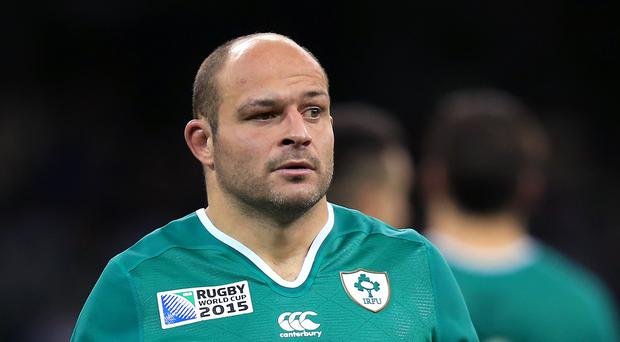 Rory Best has replaced Paul O'Connell as Ireland captain