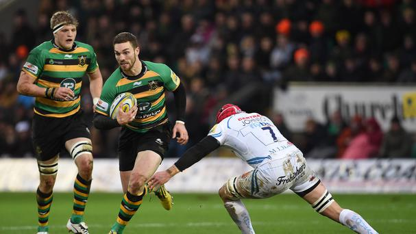Northampton Saints' George North wants to add to his two tries this season against his former club, the Scarlets, this weekend