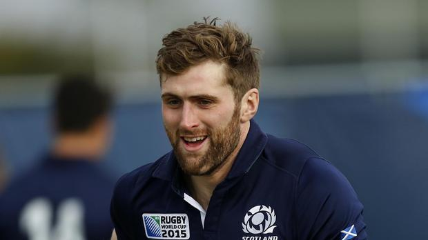 Scotland's Richie Vernon faces several months out
