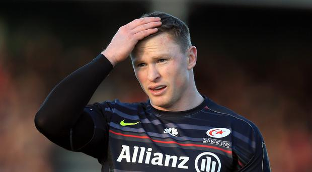 Chris Ashton will have to wait for an England return after being hit by a lengthy ban