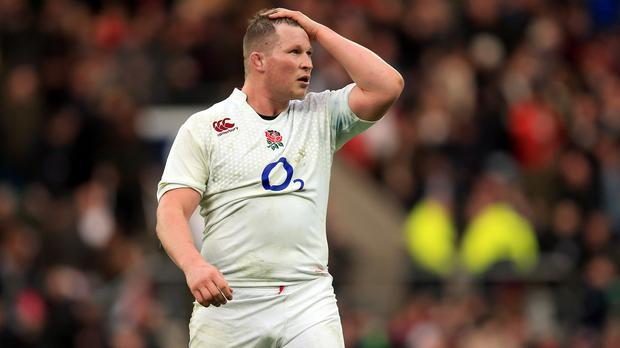 Dylan Hartley thought he had played his final game for England until being selected in Eddie Jones' squad