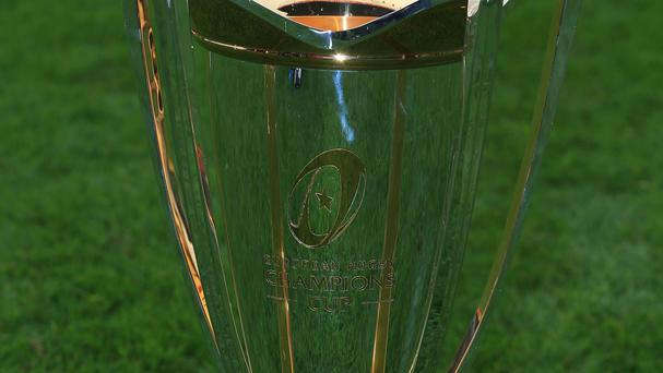 The European Champions Cup is the target for several teams.