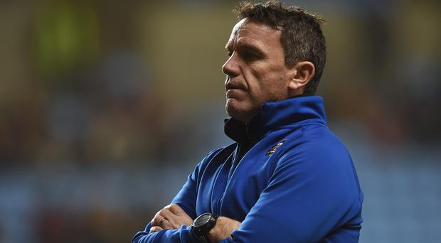 Mike Ford was left disappointed by his side's display