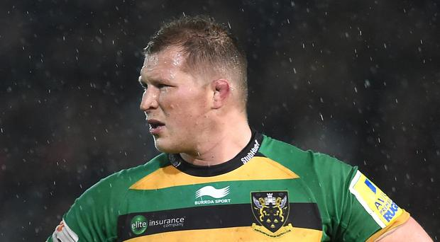 Dylan Hartley is expected to be announced as England captain on Monday