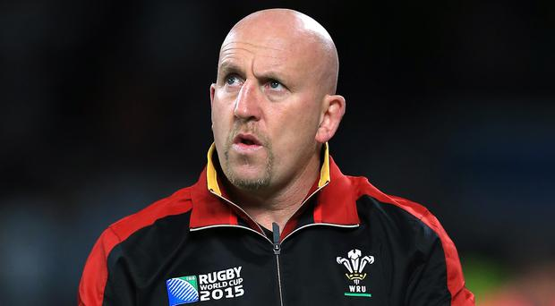 Wales assistant coach and defence specialist Shaun Edwards is keen to be part of the 2017 British and Irish Lions coaching staff