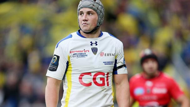 Jonathan Davies gave Clement Auvergne a dream start with a second-minute try