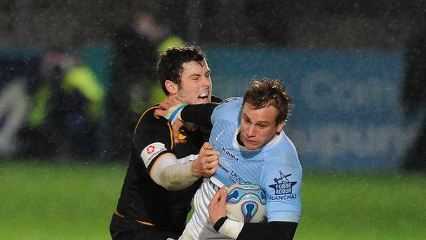 Uncapped wing Marvin O'Connor, right, has been called into France's RBS 6 Nations squad