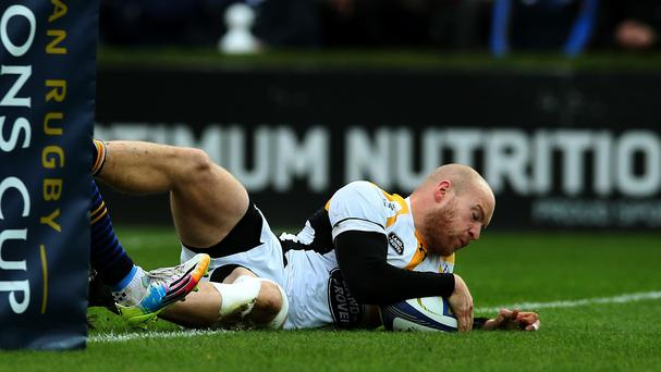 Joe Simpson, pictured, has suffered a blow to his England ambitions with an ankle injury