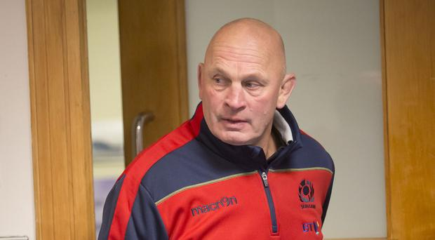 Vern Cotter named Zander Fagerson in his Six Nations squad