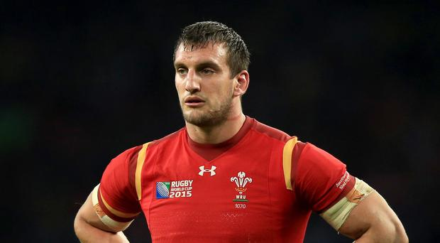Sam Warburton led Wales to the quarter-finals of last year's World Cup