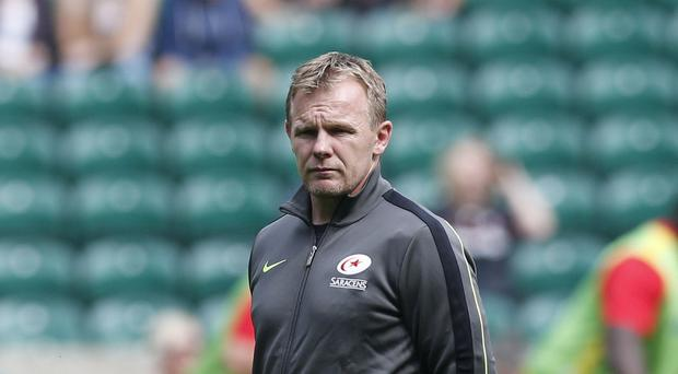 Saracens rugby director Mark McCall knows that a testing phase of the Aviva Premiership season lies ahead