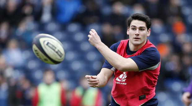 Sam Hidalgo-Clyne says Scotland can learn a thing or two about how England will play under Eddie Jones by watching his old Japan re-runs