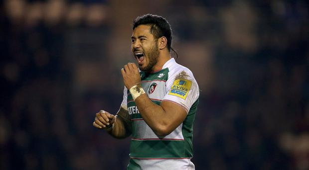 Manu Tuilagi's hamstring problem is not serious, according to Leicester boss Richard Cockerill