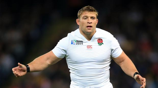 Tom Youngs was in England's World Cup squad but will not feature against Scotland on Saturday