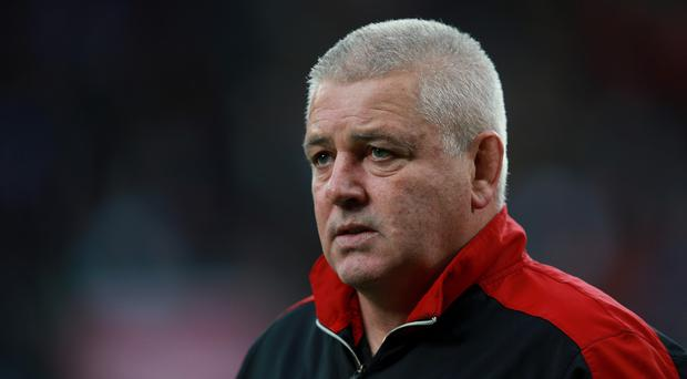 Wales head coach Warren Gatland has named his team for Sunday's RBS 6 Nations clash against Ireland in Dublin