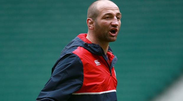Steve Borthwick, pictured, has been backed to lift England's set-piece approach to new heights
