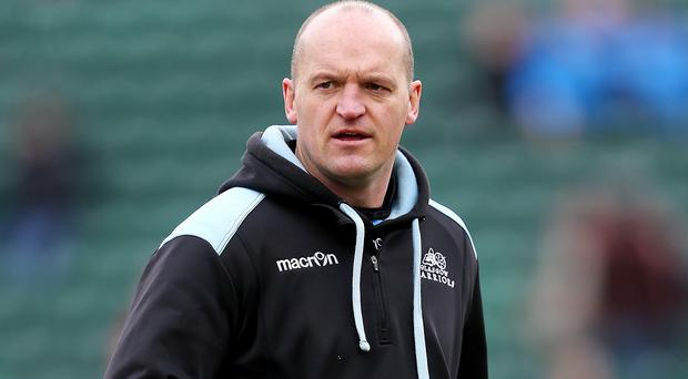 Gregor Townsend has added to his front-row options