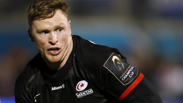 Saracens have contested the length of Chris Ashton's ban