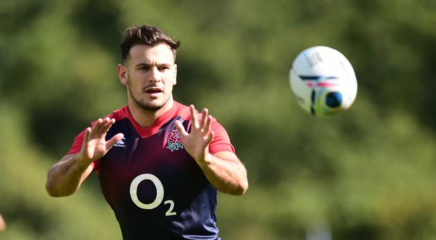 Danny Care will start at scrum-half for England against Scotland