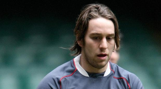 Ryan Jones has taken up a role with the Welsh Rugby Union