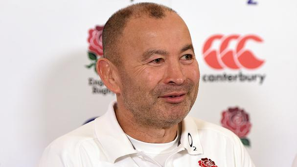 England head coach Eddie Jones has resisted the clamour for change and picked a side he believes can beat Scotland