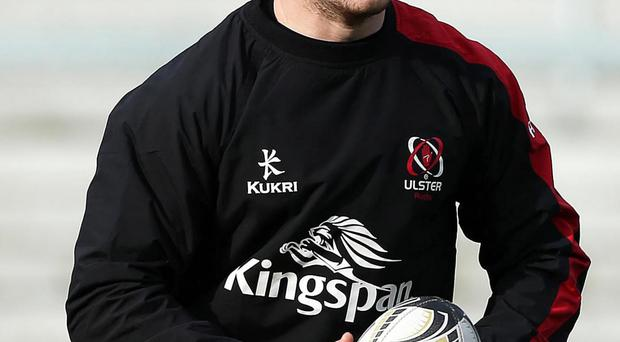 Ulster and Ireland's Paddy Jackson