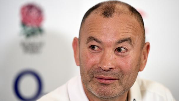 Eddie Jones takes charge of his first England match on Saturday