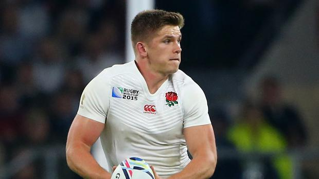 Owen Farrell is hoping England fans will have something positive to talk about after this weekend