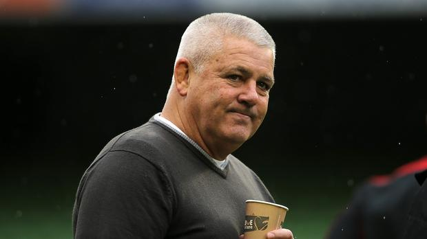 Warren Gatland is looking to mastermind Ireland to victory