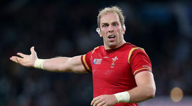 Lock Alun-Wyn Jones will be a key part of Wales' victory bid against RBS 6 Nations opponents Ireland on Sunday