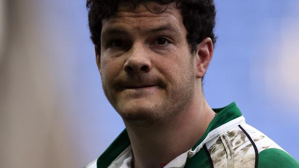 Ciaran Hearn scored a vital try for London Irish