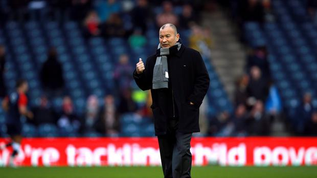 England head coach Eddie Jones is demanding a convincing victory when his side head to Italy