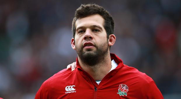 Josh Beaumont has been added to England's training squad for Saturday's match against Italy