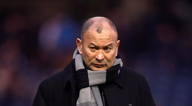Italy are next up for England and Eddie Jones