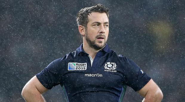 Scotland's Greig Laidlaw believes his side can still get better