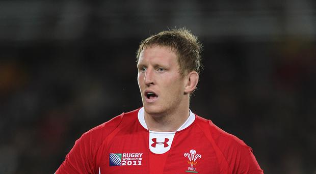 Wales lock Bradley Davies expects a strong challenge from Scotland in Saturday's RBS 6 Nations clash