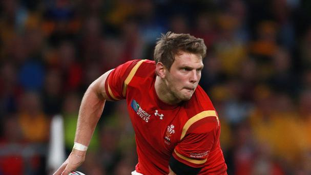 Fly-half Dan Biggar will start for Wales in Saturday's RBS 6 Nations clash against Scotland