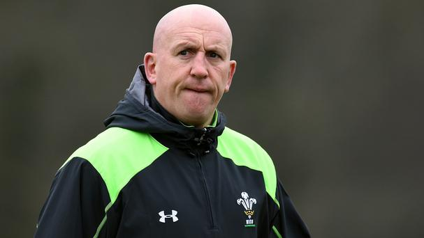 Shaun Edwards is happy Wales' Six Nations destiny this year remains in their hands
