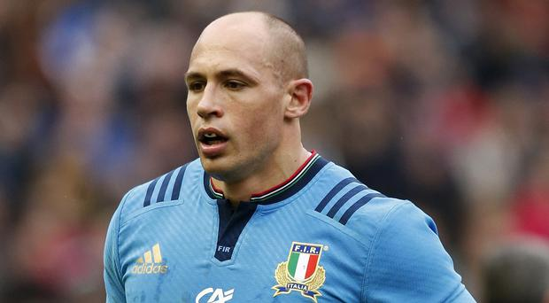 Sergio Parisse will be a key player for Italy on Sunday